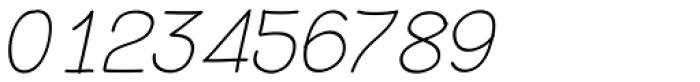 Hoof Sans Med SC Oblique Font OTHER CHARS