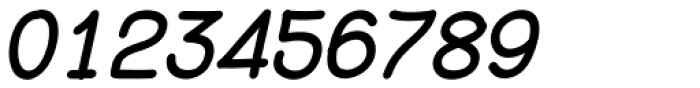 Hoof Sans UltraBlack SC Oblique Font OTHER CHARS