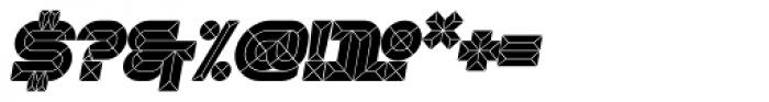 Hopeless Diamond A Italic Alt Font OTHER CHARS