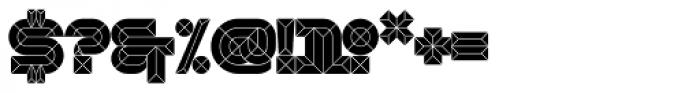 Hopeless Diamond A Font OTHER CHARS