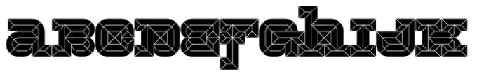 Hopeless Diamond A Font LOWERCASE