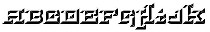 Hopeless Diamond B Alt Font UPPERCASE