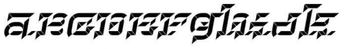 Hopeless Diamond C Italic Alt Font LOWERCASE
