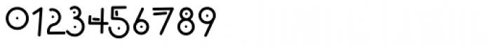 Hopscotch Font OTHER CHARS