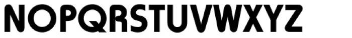 Horatio Std Bold Font UPPERCASE