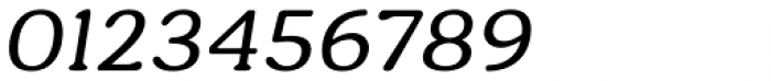 Hornbill Italic Font OTHER CHARS