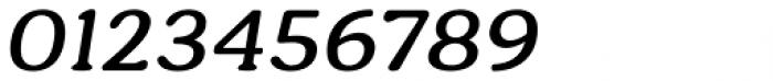 Hornbill Medium Italic Font OTHER CHARS