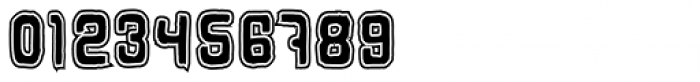 Hors Obvodka Font OTHER CHARS
