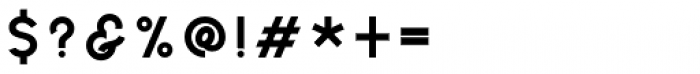 Horseman Sans Font OTHER CHARS