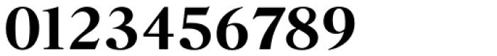 Horsham Serial Medium Font OTHER CHARS