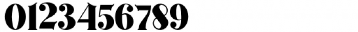 Horst More Black Font OTHER CHARS