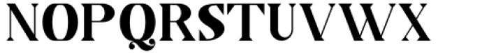 Horst More Bold Font UPPERCASE