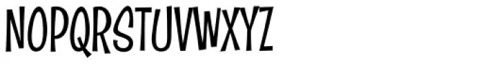 Hot Streak PB Font UPPERCASE