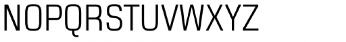 Hotdogger Sans Condensed Font UPPERCASE