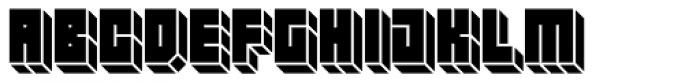 Hounslow Solid Font LOWERCASE