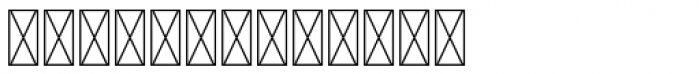 Hours Diadem Font UPPERCASE