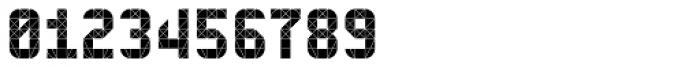 Hours Metropolitan Font OTHER CHARS