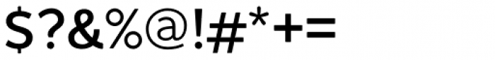 Houschka Alt Pro DemiBold Font OTHER CHARS