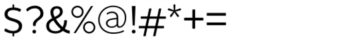 Houschka Alt Pro Medium Font OTHER CHARS