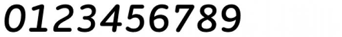 Houschka Rounded Alt Demi Bold Italic Font OTHER CHARS