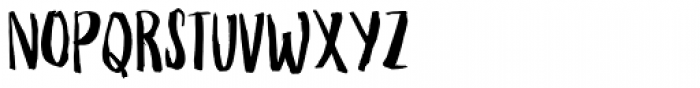 Houseplant Font LOWERCASE