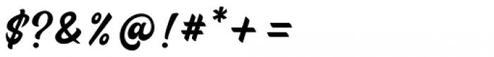 Houstander Font OTHER CHARS