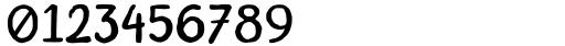 Howli Sans Three Font OTHER CHARS