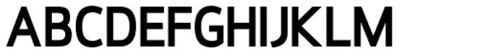 Hoxton Bold Font UPPERCASE