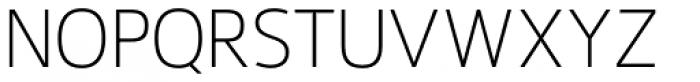 Hoxton Light Font UPPERCASE