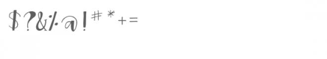 hoodwink font Font OTHER CHARS