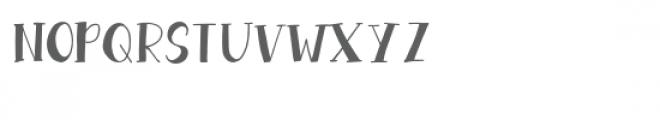 hoodwink font Font UPPERCASE