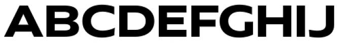 Hrot Bold Font UPPERCASE