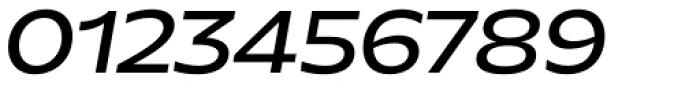 Hrot Medium Italic Font OTHER CHARS