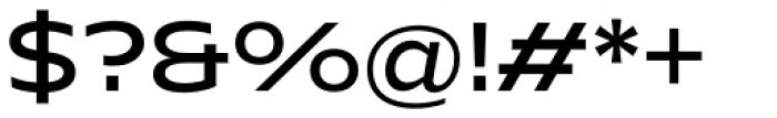 Hrot Medium Regular Font OTHER CHARS