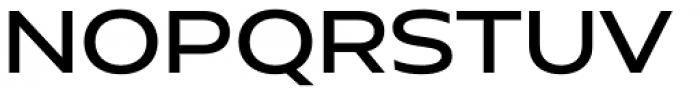Hrot Medium Regular Font UPPERCASE