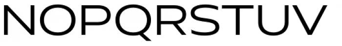Hrot Regular Font UPPERCASE