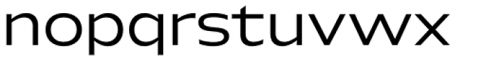 Hrot Regular Font LOWERCASE