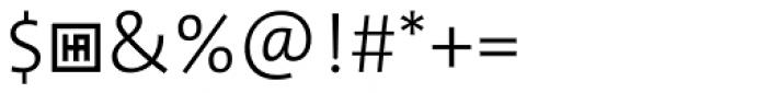 HS Almisk Light Font OTHER CHARS