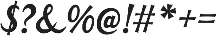 HT Cafe Regular otf (400) Font OTHER CHARS