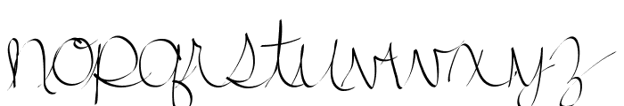 htquickie Font LOWERCASE
