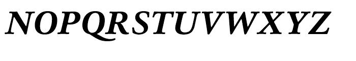HT Ashbury Bold Italic Font UPPERCASE