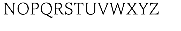 HT Cassia Extra Light Font UPPERCASE