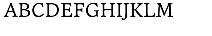 HT Cassia Regular Font UPPERCASE