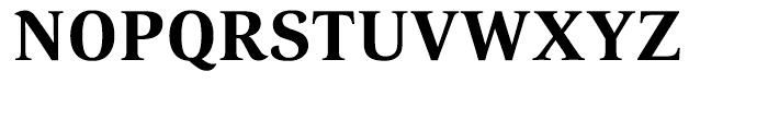 HT Corda Bold Font UPPERCASE