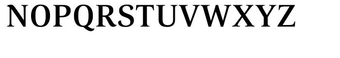 HT Corda Medium Font UPPERCASE