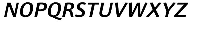 HT Impara Medium Italic Font UPPERCASE
