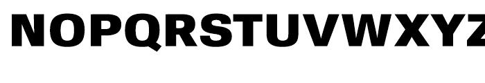 HT Sixta Extra Bold Font UPPERCASE