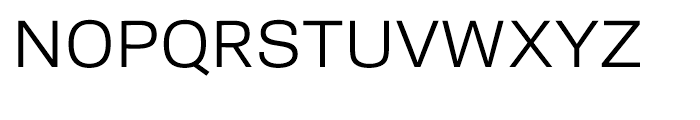 HT Sixta Light Font UPPERCASE