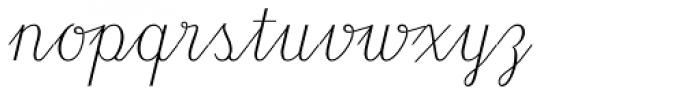 HT Libreria Font LOWERCASE