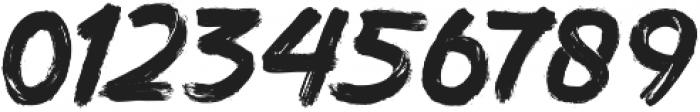 HUCK SVG otf (400) Font OTHER CHARS